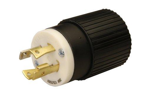 Reliance Controls L1430P 30-Amp 125/250 Vac Male Plug for Generator Cords