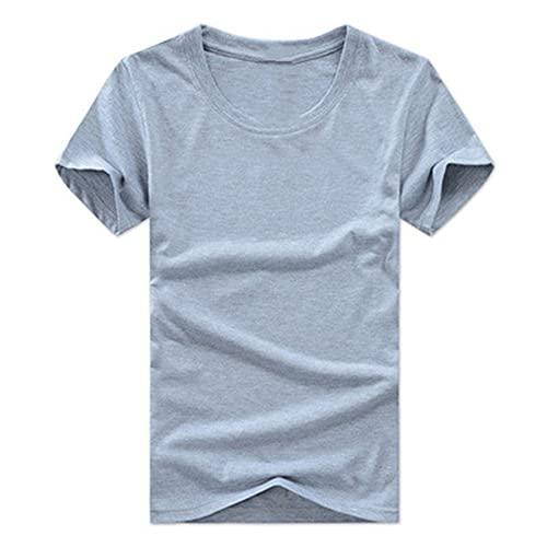 Camisa Fresca Casual de Verano Camiseta de Manga Corta Camisetas Camisetas