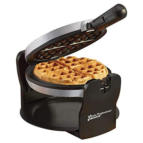 Waffle Maker 180° Hierro eléctrico giratorio belga