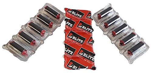 Tamponi Inchiostro Nero Per Prezzatrici'Blitz' - Confezione da 5 Pezzi