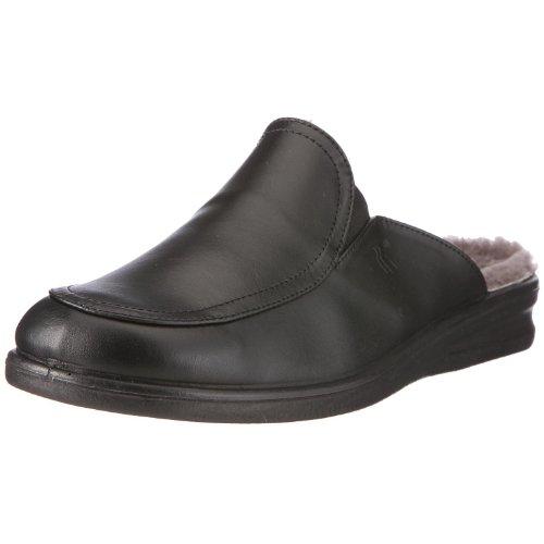 Romika Herren Präsident 22 Pantoffeln, Schwarz (schwarz 100), 41