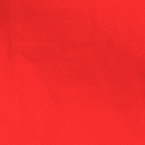 10 Yard Bolt Cotton Polyester Broadcloth Fabric Apparel 45' wide (Red)