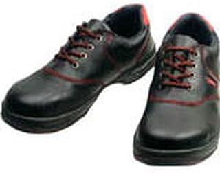 安全靴 短靴 SL11 SL11R25.5_3043 黒/赤 25.5cm