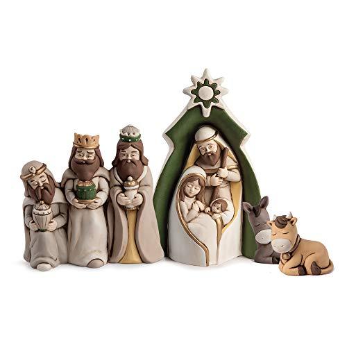 Egan Statuina, Ceramica, Avorio, Small
