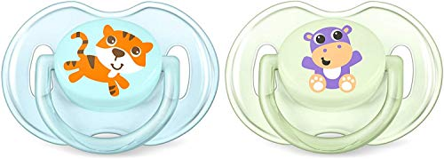 Philips Avent SCF169/25 - Set 2 chupetes Gama Safari