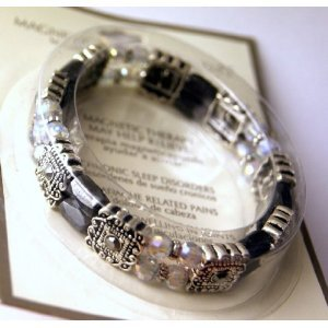 Magnetic Therapy Fashion Jewelry Bracelet