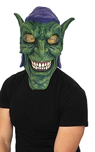 Rubies Costume Co. Inc Spider-Man Green Goblin Deluxe Mask Standard