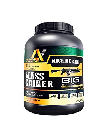 Arms Nutrition Machine Gun Mass Gainer 1 kg...