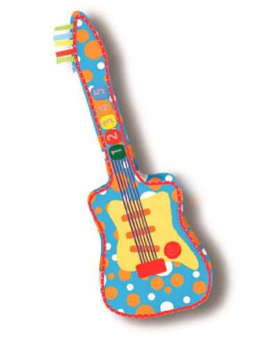 Manhattan Toy - 211130 - Jouet de Premier Age - Rocking Sounds - Guitare
