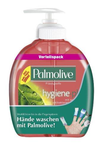 Palmolive Flüssigseife Hygiene-Plus 2x300ml *VORTEILSPACK*