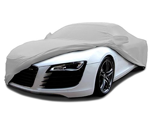 CarsCover Custom Fit 2008-2013 Audi TT Quattro Coupe Roadster Car Cover Heavy Duty Weatherproof Ultrashield Covers