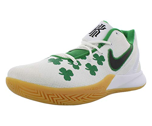 Nike Herren Kyrie Flytrap Ii Basketballschuhe, Mehrfarbig (White/Black/Aloe Brown/Gum Light Brown 000), 42 EU