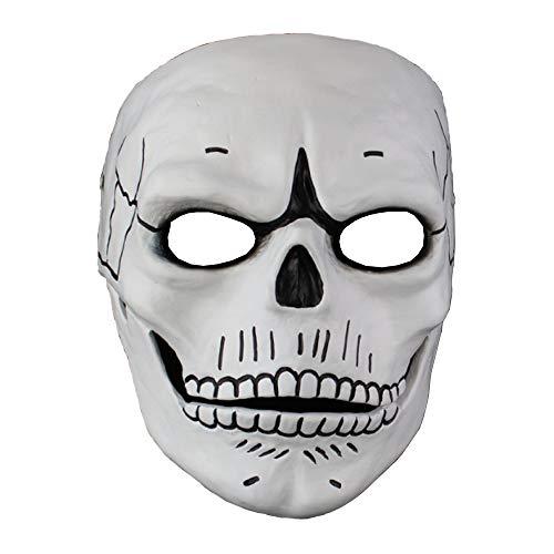 YUANZHOU Spectre 007 James Bond Maske Für Halloween Kostüm Cosplay Party