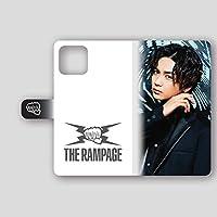 スマートフォン スマホ iPhone アイフォン 11Pro XS/X 8/7 手帳型 ケース カバー 【吉野北人】 N006 (iPhone11Pro)