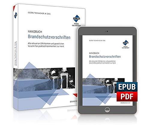 Handbuch Brandschutzvorschriften: Kombi-Ausgabe