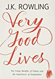 Very Good Lives: Empowering self help books for women