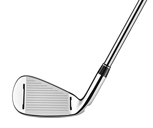 TaylorMade Men's RSi1 Iron Set, Right Hand, Steel, Regular, 4-PW,SW