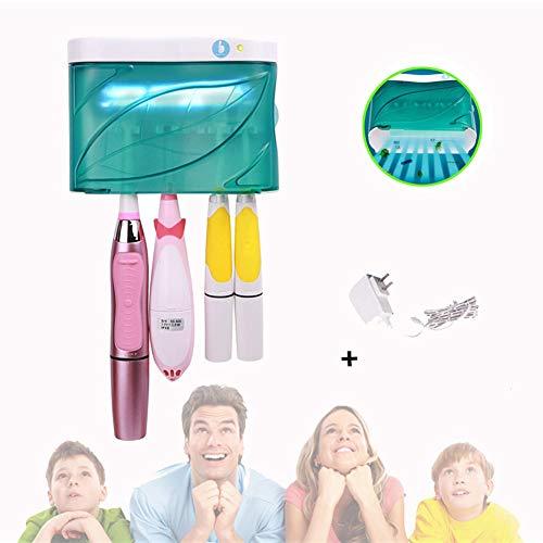 STONG UV Toothbrush Holder Wall-Mounted Household Toothbrush...