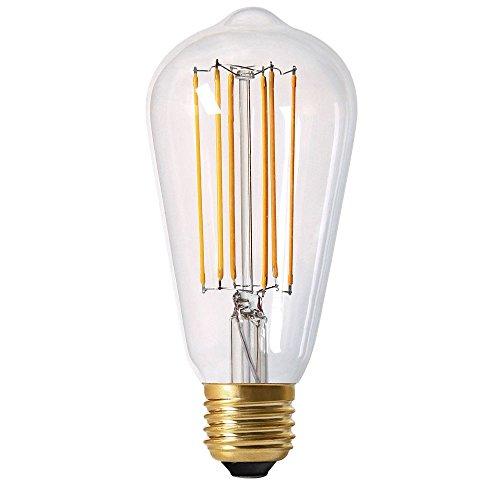GIRARD SUDRON Ampoule LED Edison 4W E27, intensité variable - L'unité