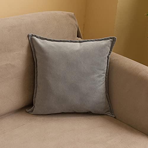 Cuscini,Soffice e Morbido, Traspirante per Sonno Profondo,adatto per Dormire in Tutte Le Posizioni -grigio_30 * 50 cm.