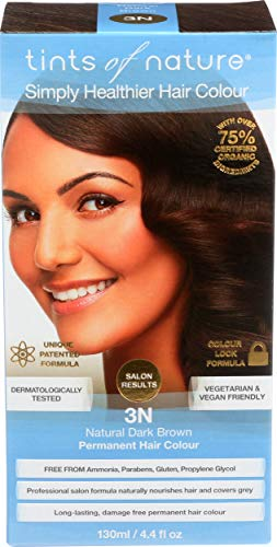 Tints Of Nature, Hair Color Dark Brown 3N, 4.4 Fl Oz