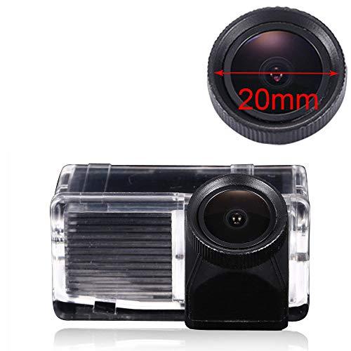Kalakus Auto Rückfahrkamera Nachtsicht HD CCD Rückansicht Kamera Einparkhilfe für Toyota Corolla Tarago Previa Wish Alphard Avensis