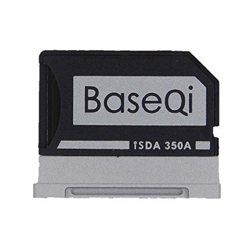 Bosvisions Micro SD-Adapter für Microsoft Surface Book/2 - Aluminium