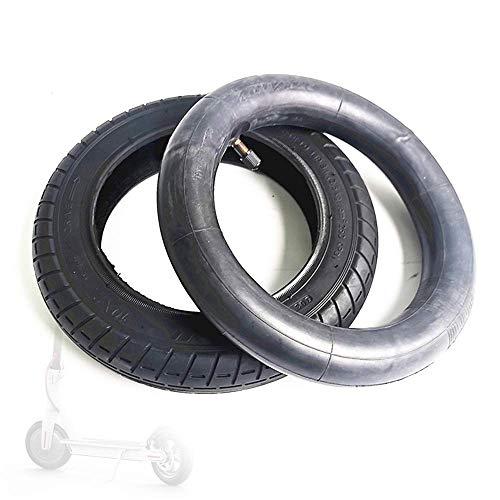 Neumáticos de scooter eléctrico, 10x2.0 54-156 Neumáticos antideslizantes resistentes al desgaste, compatibles con scooters, utilizados para reemplazar las actualizaciones de neumáticos de scooter M3