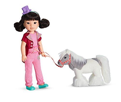 American Girl WellieWishers Shetland Pony Multi