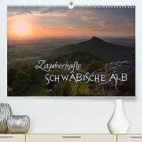 Zauberhafte Schwaebische Alb (Premium, hochwertiger DIN A2 Wandkalender 2022, Kunstdruck in Hochglanz): Landschaften der Schwaebischen Alb (Monatskalender, 14 Seiten )