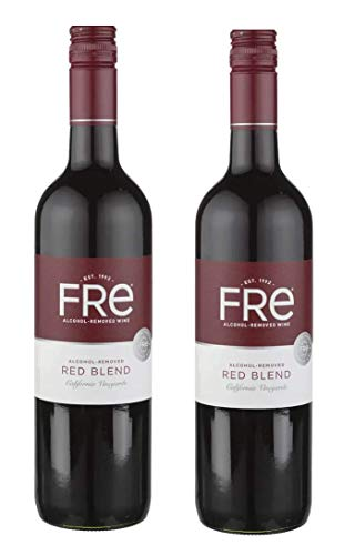FRE RED BLEND Non-Alcoholic Red Win…