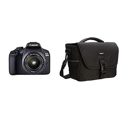 Canon EOS 2000D Spiegelreflexkamera mit...