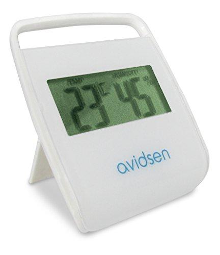 Avidsen 107240 Rilevatore di Temperatura e Umidità