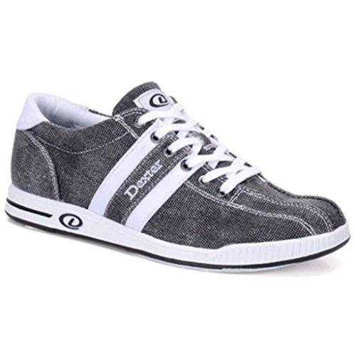 DEXTER Kory II Bowlingschuhe, schwarz/weiß, Größe 46 (DM0000391-M115)