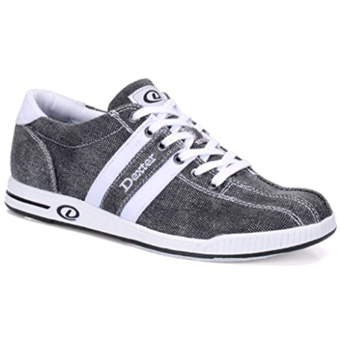 Dexter Kory II Bowling Shoes, Black/White, Size 11.0 (DM0000391-M110)