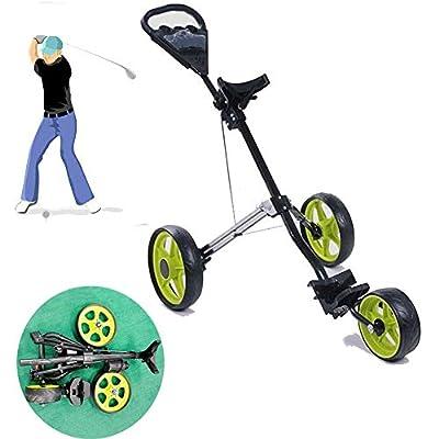 BCQ Golfwagen Klappbar Trolley