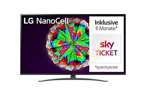 LG TV LED 65NANO81 4K SUHD