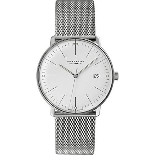 Junghans max Bill Automatic Herrenuhr 027/4002.48