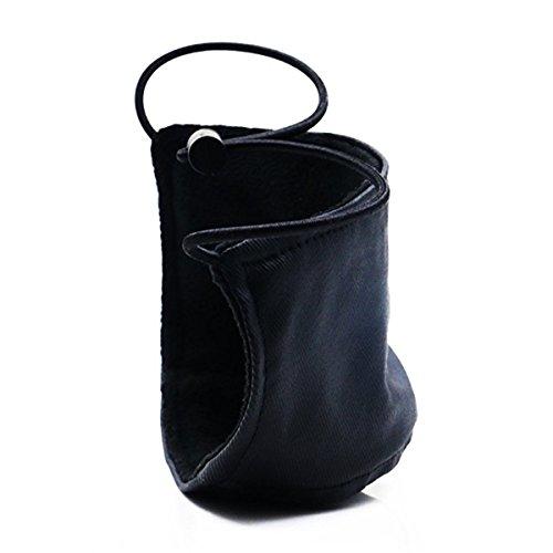 VIEEL Unisex Wearproof Shoe Heel Protector, Fabric Car Driving Prevent Wear Shoes Heel Protection Cover