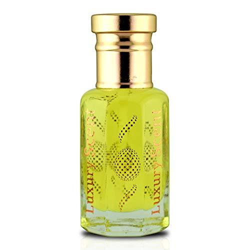 Perfume Aceite Luna Luz Frío Floral 12ml Roll-on Botella Perfume Aceite Corporal por Luxury Scent Premium calidad Attar Fragancia Larga Duración