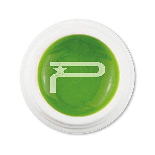 Gel UV Verde ácido Color 5ml reconstrucción uñas Media consistenza Número 32