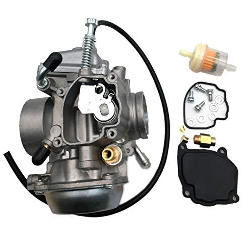 Motorfiets Motor Accessoires Carburateur Carb Brandstoffilter Set Vervanging Voor Suzuki King Quad 300 LTF300F LTF4WDX