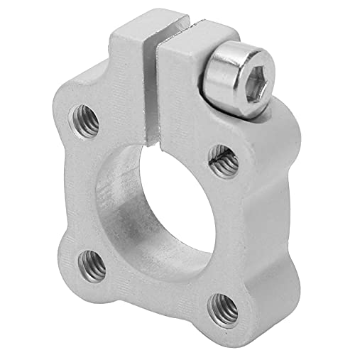 3301-0016-0014 Abrazadera de eje de aluminio para montaje del conector del mecanismo de sujeción del asiento (14 mm)