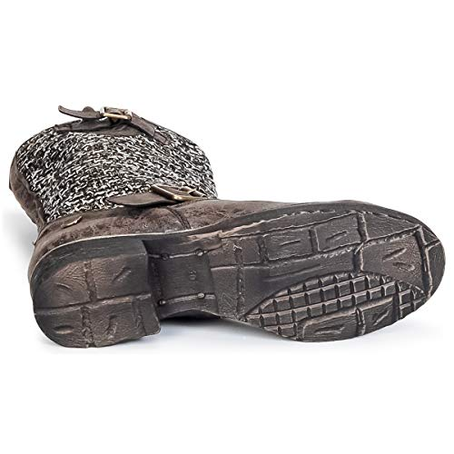 Lollipops Victoire Boots 3 Botines/Low Boots Mujeres Chocolate - 39 - Botas De Caña Baja Shoes