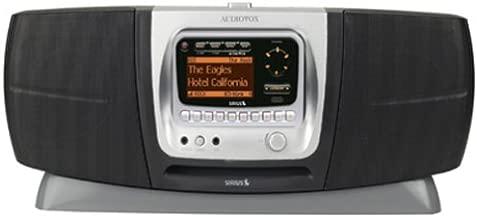 Audiovox SIR-BB1 Sirius Satellite Radio Portable Boombox for SIR-PNP2 Receiver