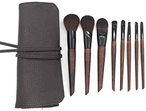 QXXNB Pinceau De Maquillage Professionnel Beauty Tools, Fibre Douce, Adapté À Une Application Uniforme De L'Œil