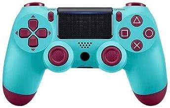 Petilleur PS4 Wireless Bluetooth Game Controller Ps4 Controller with Light bar (Fruit Green)