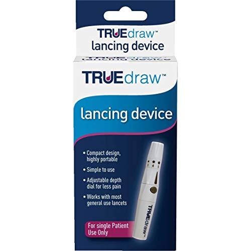 TRUEdraw Lancing Device NIM2H01-81, 1 Each