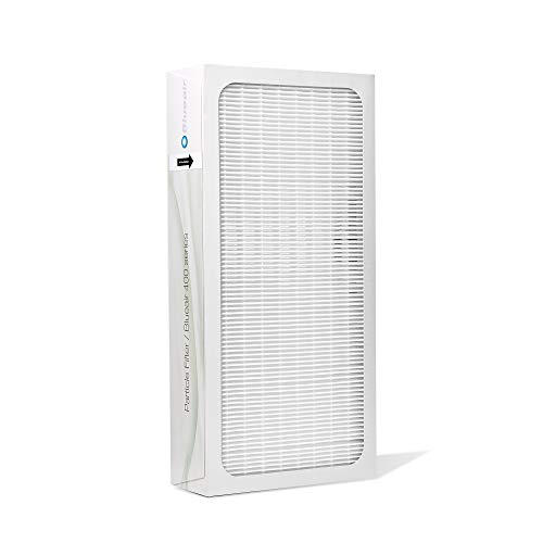 Blueair Particle Filter For Classic 405 Air Purifier | HEPASilent Technology Removes Pollen, Dust, Pet Dander, Mould, Bacteria and Viruses