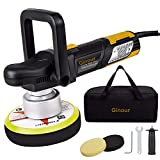 Best Polisher Kits - Ginour Polisher, 7.5A 6-inch Variable Speed Dual-Action Random Review